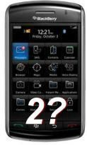 RIM BlackBerry Storm 2: New Text Input Method & WiFi