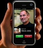 New iPhone features video chat?