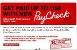 New PayCheck Promo launched by Virgin Mobile Canada