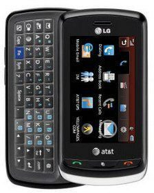 LG GR500 Xenon messaging phone hits AT&T for $99.99