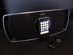 Philips SBD700 and SBD8100 Speaker iPhone Docks get reviewed