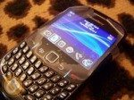 BlackBerry Curve 8520 Gemini gets pictured