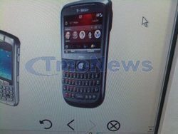 T-Mobile HTC Dash 3G gets Pictured