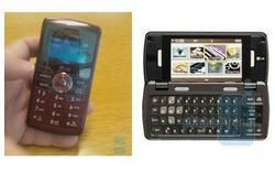 LG VX9200 enV3 and LG VX11000 enV Touch get pictured