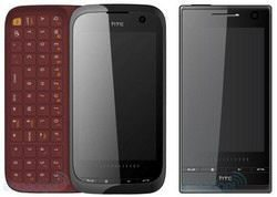 HTC Touch Pro2 and Diamond2 now Fortress and Warhawk for AT&T