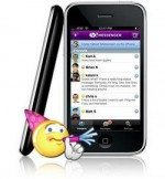 Apple iPhone to get Yahoo Messenger App