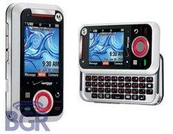 Motorola Rival A455 on Verizon for just $99