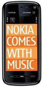 Nokia 5800 XpressMusic: Orange brings Comes with Music