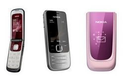 Nokia announces 2720, 2730 and 7020 low end handsets