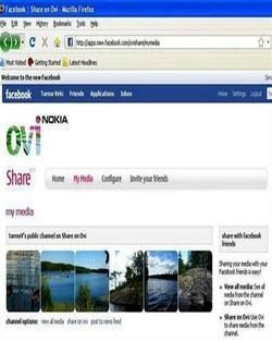 Nokia Ovi Share Development Plug being pulled