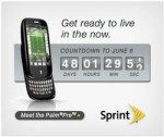 Confirmed: Palm Pre launches June 6, official Sprint site details