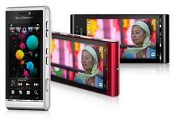 Sony Ericsson Idou renamed Satio for October