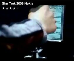 Video: Nokia Product Placement in new Star Trek Movie