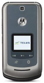 Motorola VE465 Now Official with Telus