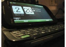 HTC Touch Pro2 now with Verizon Wireless