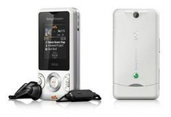 Sony Ericsson W205 Walkman now gains Creamy White Jacket