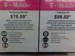 Android T-Mobile G1 for $98.88 from Wal-Mart?