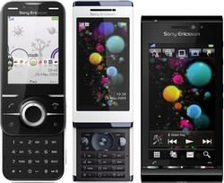 Aino, Satio and Yari handset coming from Sony Ericsson in Q4