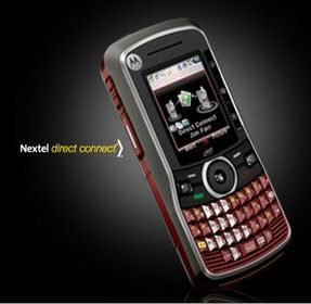 Sprint Motorola Clutch i465 price and details