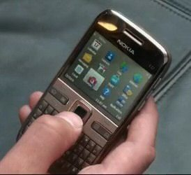Video: Nokia E72 Gains some Hands-on Love