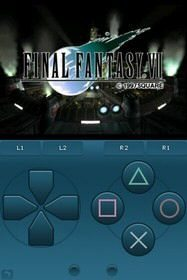 PlayStation iPhone 3GS: Game Boy Advance emulator Demo Videos