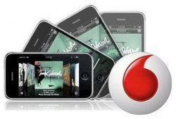 iPhone 3G S gets Priced on Vodafone Italy