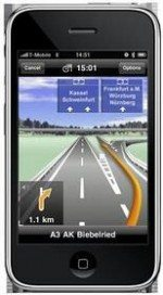 iPhone 3G and 3GS is GPS heaven, hello TomTom