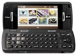 LG ENV Touch: Verizon env3 3-inch Folding Touchscreen Phone