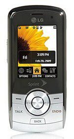 Sprint launch LG LX370 Camera Phone for $99.99