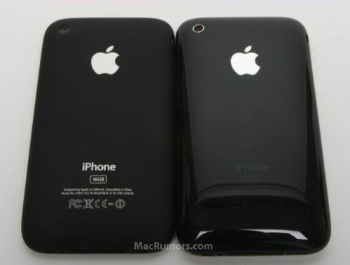 Poll: Could the New iPhone 2009 really be matte black?