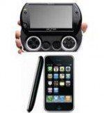 New Apple iPhone 3.0 OS 2009 Vs Sony PSP Go