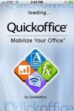 Quickoffice for iPhone gets in-depth review