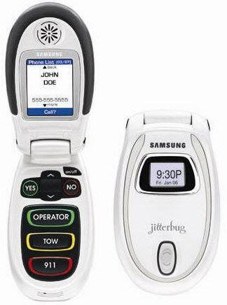 Samsung recalls 160,000 SPH-a110 and SPH-a120 Jitterbug phones