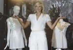Maria Sharapova Unveils Sony Ericsson Prototype Bluetooth Dress?