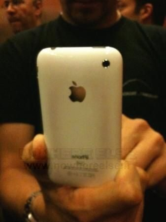 iPhone 3GS White has overheating problem