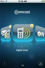 Comcast Mobile App for iPhone now available.