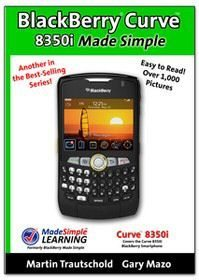 BlackBerry Curve 8350i Training Centre now available for $29.95