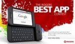 Android App Contest with Rogers Canada