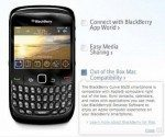 BlackBerry Curve 8520 can officially sync with Mac