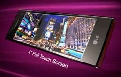 Video: LG Chocolate BL40 Teaser Promo
