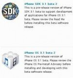 iPhone OS 3.1 beta 2 Release Update: disables tethering, public API
