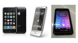 iPhone 3GS vs. Toshiba TG01 vs. HTC Hero: Which will win?