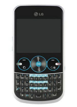 LG GW300 Low end Feature Phone gets pictured