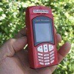 Nostalgic London Calling Mobile Phone Brings Back Memories