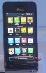 LG GC990 Louvre 12-megapixel camera phone: Photos