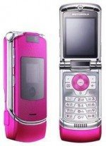 Motorola Luk Hot Pink RAZR Surfaces
