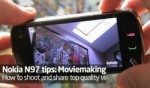 Nokia N97 Tips: How to make professional movies