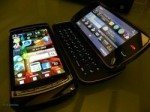 Photo gallery of Nokia N97 and Samsung OMNIA HD