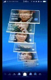 Video: Sony Ericsson Rachael Android UI