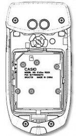 Casio GzOne Rock gains FCC approval